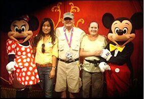世界最大迪士尼乐园游记
