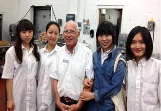 大学生赴美实习感言---西安外国语大学 王同学